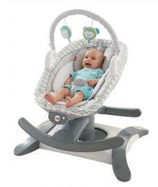 Fisher-Price 4-in-1 Rock 'n Glide